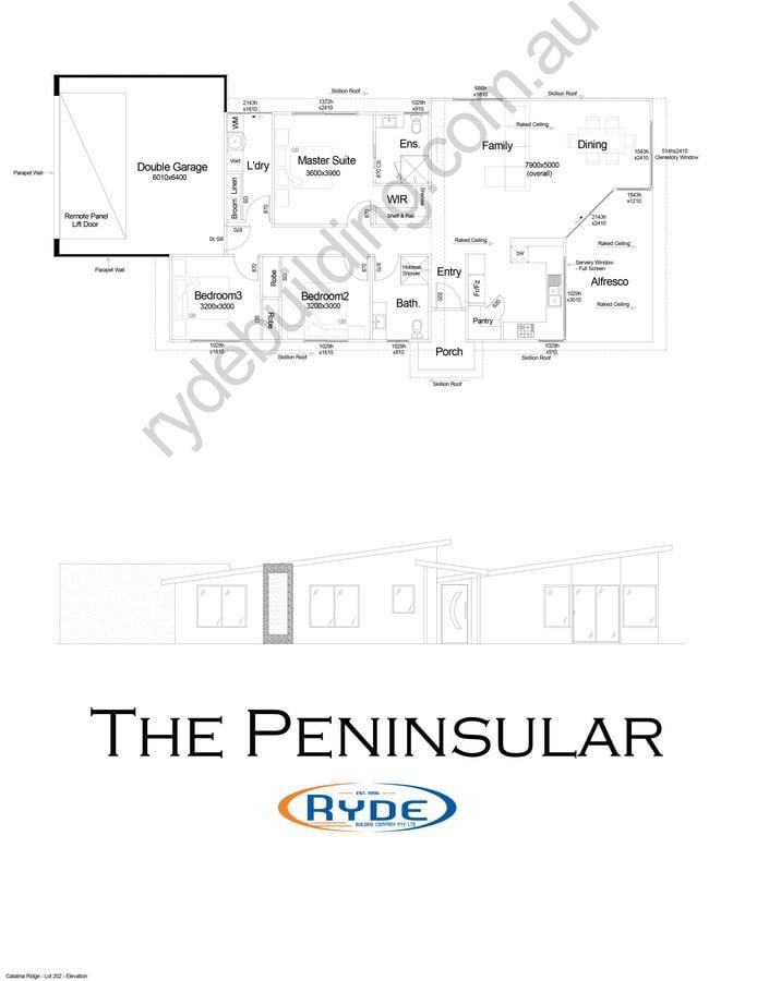 The Peninsular Plan