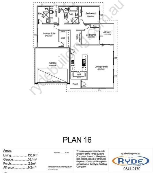 Plan 16