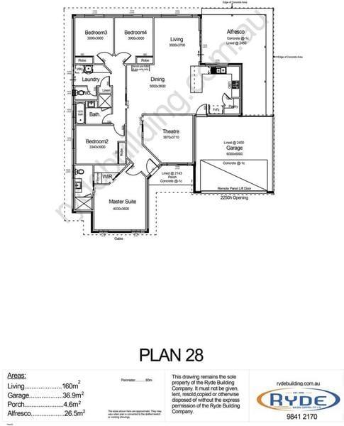 Plan 28