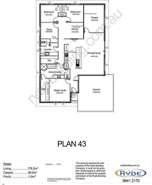 Plan 43